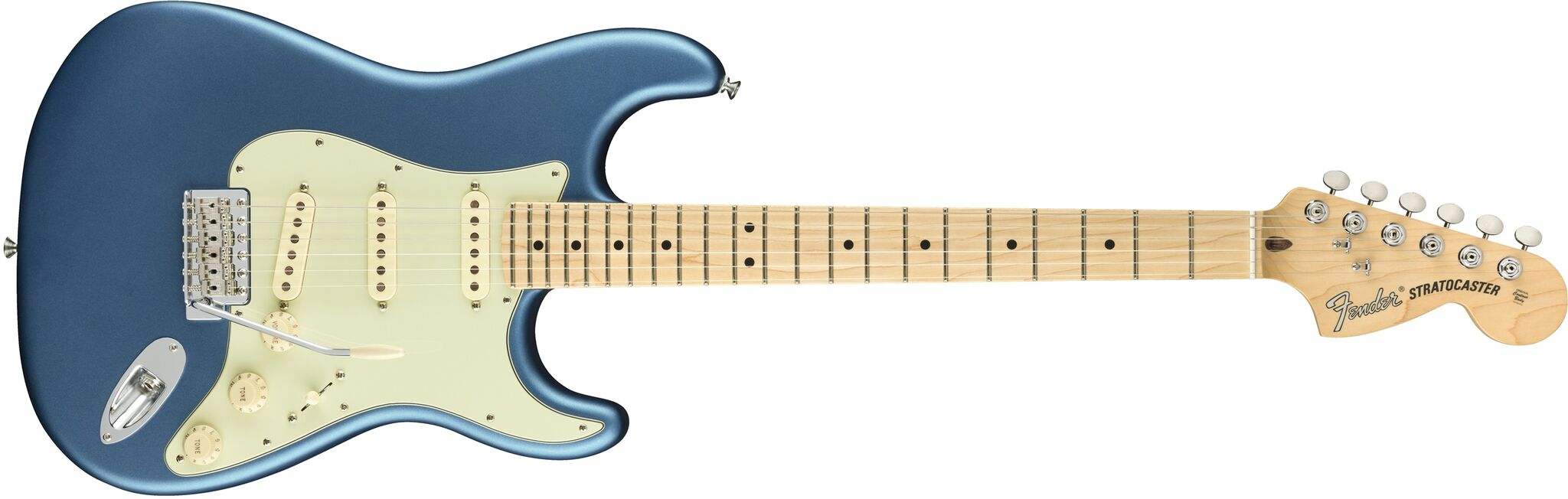 Fender American Performer Series Stratocaster Blue