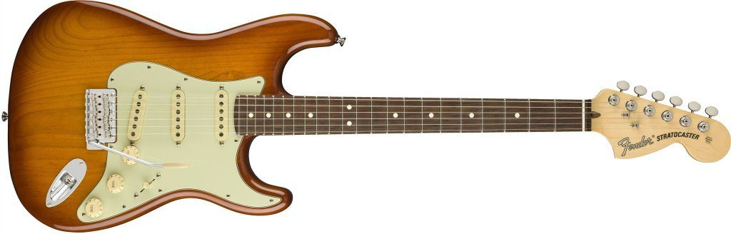 Fender American Performer Series Stratocaster Honeyburst