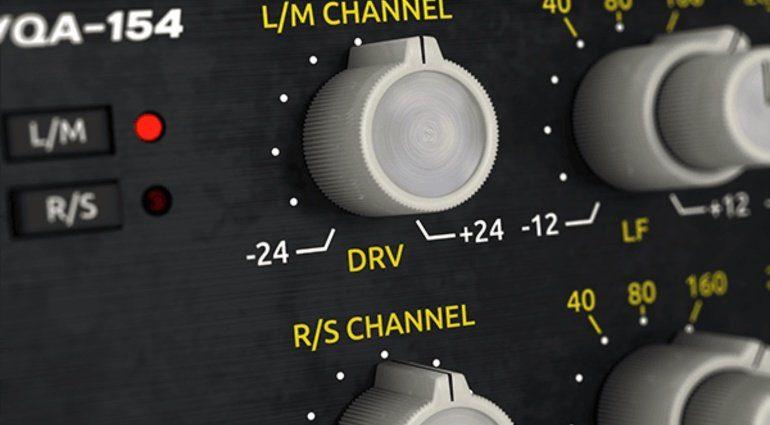 Fuse Audio Labs emuliert mit VQA-154 einen Equalizer der Siebziger
