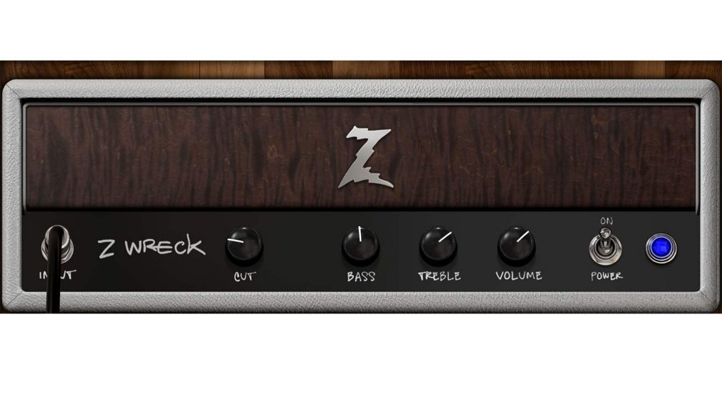 AmpliTube iOS 4.7 - Dr. Z - Z Wreck