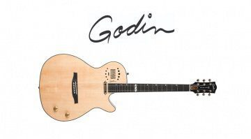 New Godin Multiac Steelstring
