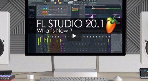 Die meistbenutzte DAW der Welt bekommt ein neues Update: FL Studio 20.1