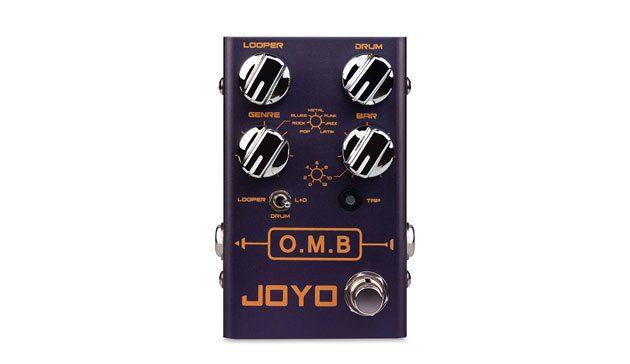 Joyo OMB Pedal Front