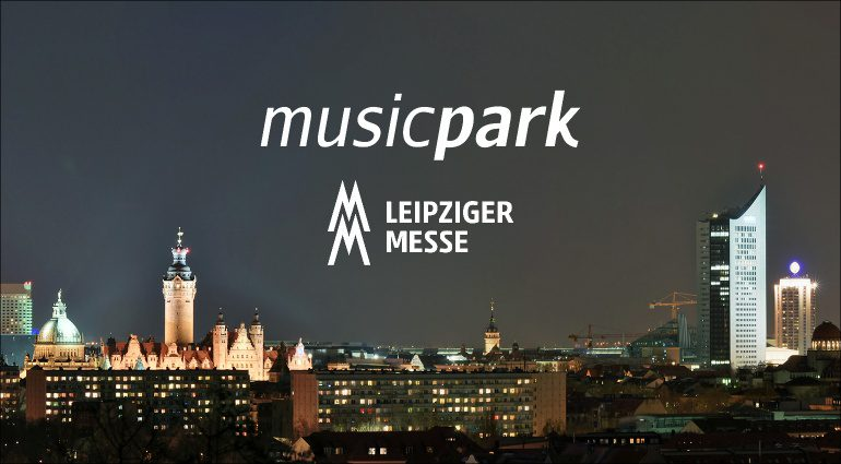 musicpark Musik Equipment Messe Leipzig Teaser