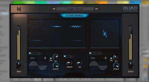 NoiseAsh Action Tremolo - kostenlose Volume und Pan Modulation als Plug-in