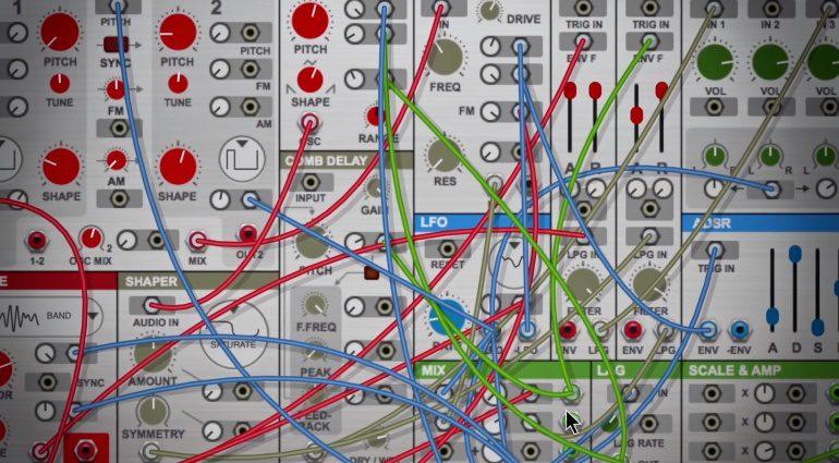Reason wird noch modularer mit dem Synthesizer Complex-1