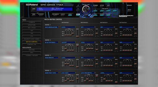 Roland erweitert Cloud-Angebot mit SRX Dance Trax