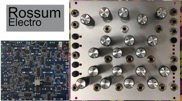 Rossum Electro Modul Prototyp