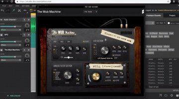 Die kostenlose Online-DAW Soundation - aufgepeppt, aufgemotzt und leistungsstärker