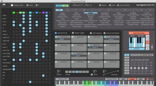 Chord-O-Mat 3 - Akkord-Läufe werden zum Kinderspiel