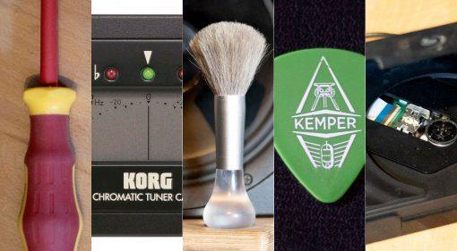 5 Dinge, die du im Tonstudio ständig suchen musst