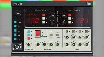 PX V8 ist der einzige Voyetra Eight Emulator der Welt