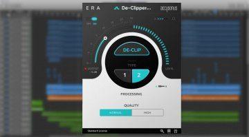 NAMM 2019: Accusonus erweitert ERA Bundle 3.0 mit einem automatischen De-Clipper