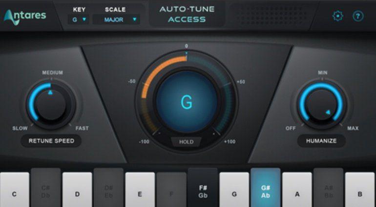 NAMM 2019: Auto-Tune Access - Tonhöhenkorrektur für wenig Geld