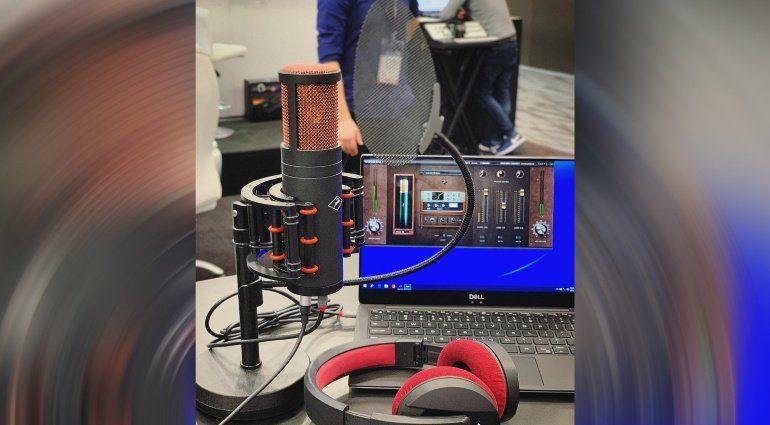 NAMM 2019: Antelope Audio präsentiert Edge Go Modeling USB Mic und Orion 32+ und HD mit Gen 3 Konvertern