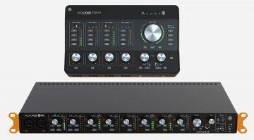 Arturia AudioFuse Interfaces