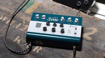 Audient Sono USB Guitar Interface 12ax7