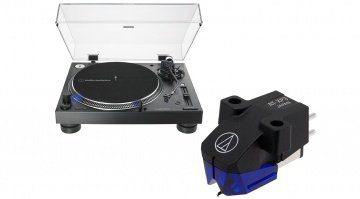 Audio-Technica AT-XP3 und_AT-LP140XP