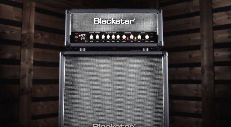 Blackstar HT-20R MK II Topteil Amp Vollroehre Combp