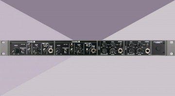 NAMM 2019: Cranborne Audio Camden EC2 - ein Preamp und Kopfhörerverstärker mit guten Eigenschaften