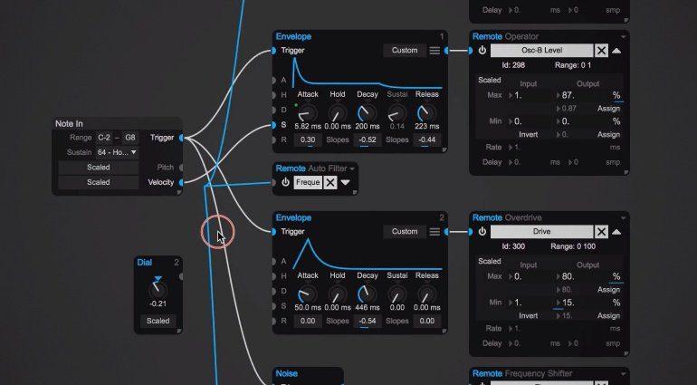 Chaos Culture Signal - innovativer modularer Baukasten für Ableton Live