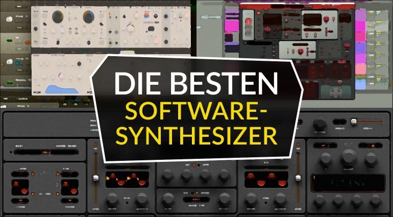 Die besten Software-Synthesizer