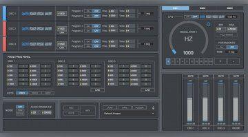 Digital Brain Instruments Oscar - ein Signalgenerator mit vielen Extras