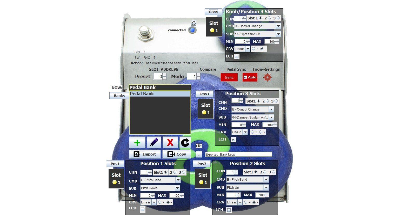 NAMM 2019: Effigy Labs Control Panel - der Fuß-Controller mit viel Herz