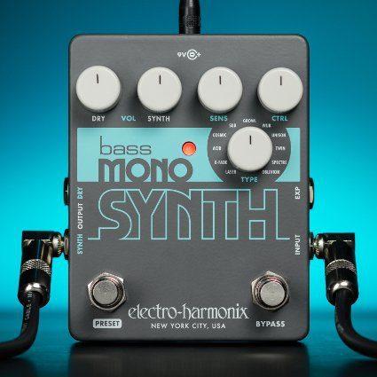 EHX Bass Mono Synth