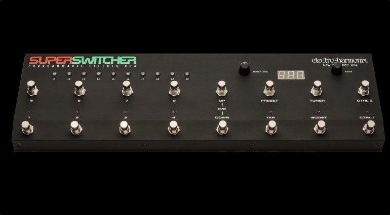 Electro Harmonix Super Switcher Pedal Hub