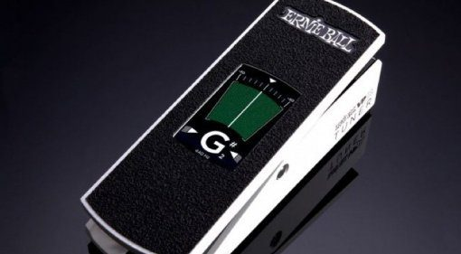 Ernie-Ball-unveils-VPJR-touch-screen-tuner-and-volume-pedal
