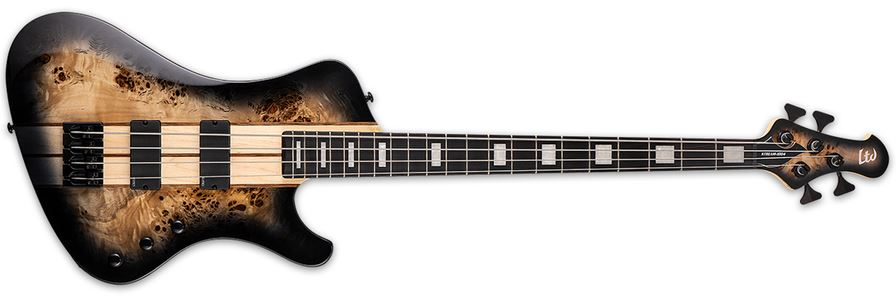ESP LTD Stream 1004 Burled Maple