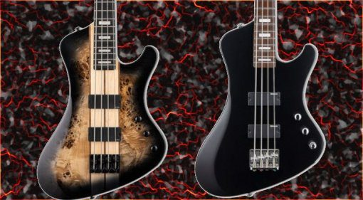 ESP LTD Stream E-Bass NAMM