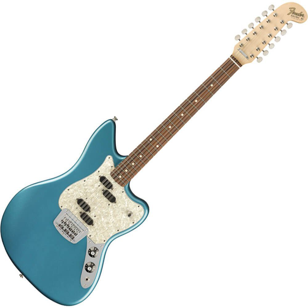 Fender-Alternate-Reality-XII-12-String-Lake Placid Blue