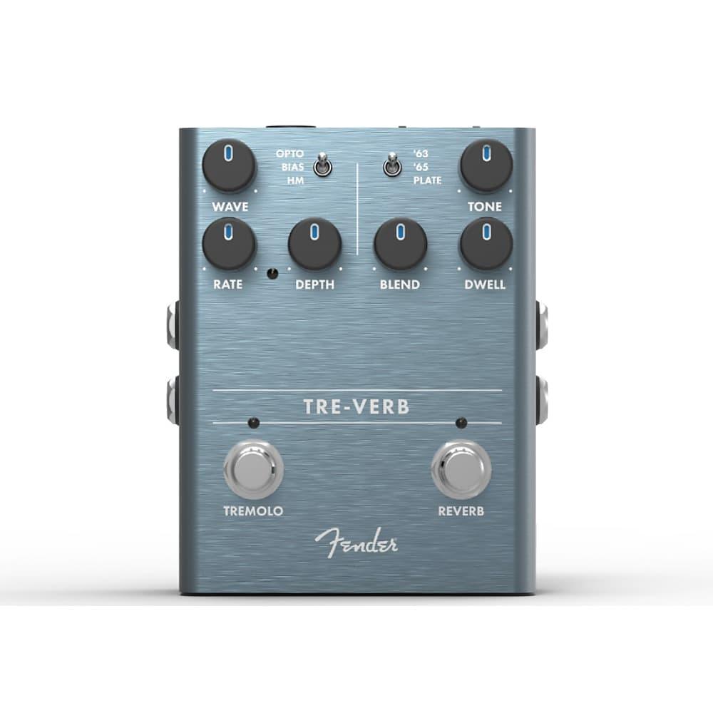 Fender-Tre-Verb-TremoloReverb