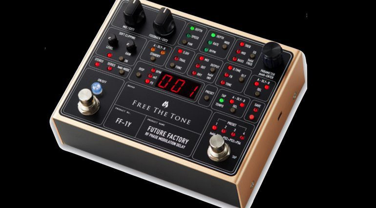 Free-The-Tone-FF-1Y-RF-Phase-Modulation-Delay-Future-Factory