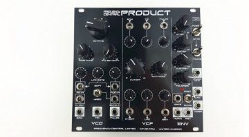 Frequency Central Product