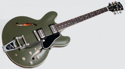 Gibson Chris Cornell Tribute ES 335