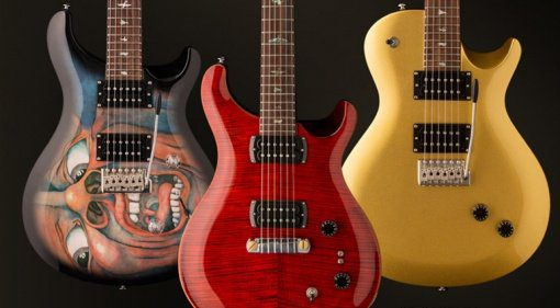 PRS SE Signature Guitars 2019