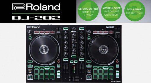 Roland Mixpack Promo-Aktion