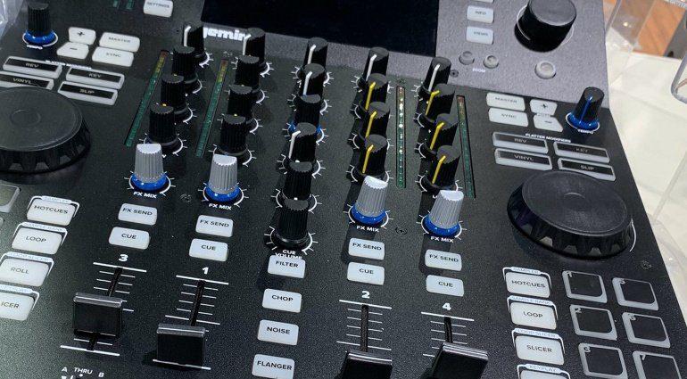 Gemini Prototyp von DJWorx gesichtet