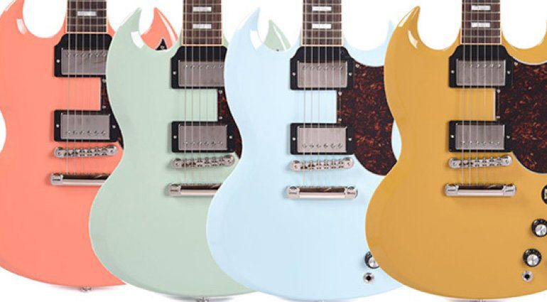 Gibson-exclusive-CME-SG-Standards-in-unique-Custom-Shop-finishes