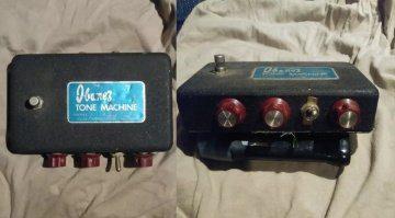 Ibanez Tone Machine Effekt PEdal Prototyp