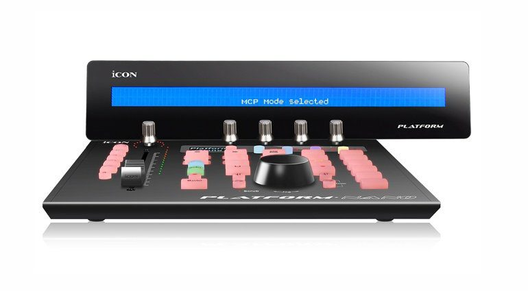 iCON Platform Nano DAW-Controller