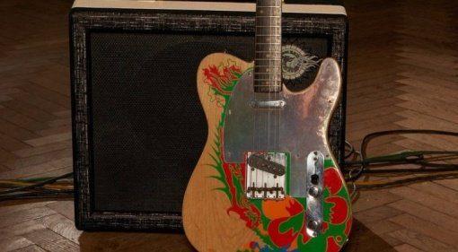 Jimmy Page SunDragon Amp Combo