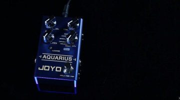Joyo Aquarius Delay Looper Effekt Pedal