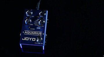 Joyo Aquarius Delay Looper Effekt Pedal