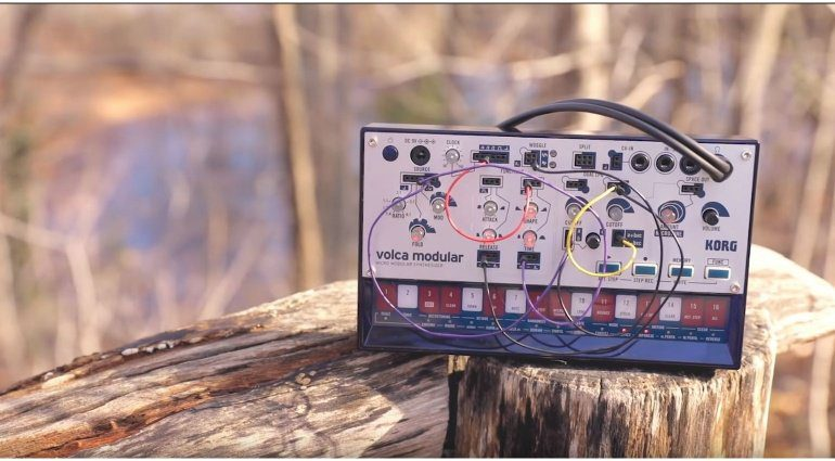 Korg Volca Modular West Coast Synthesizer