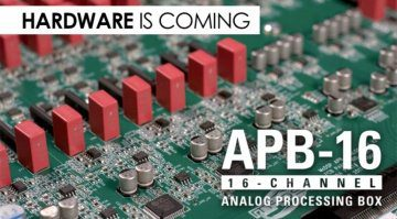 McDSP präsentiert neue Hardware-Plattform APB-16