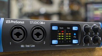 NAMM 2019: PreSonus updated Studio Audiointerfaces mit USB-C